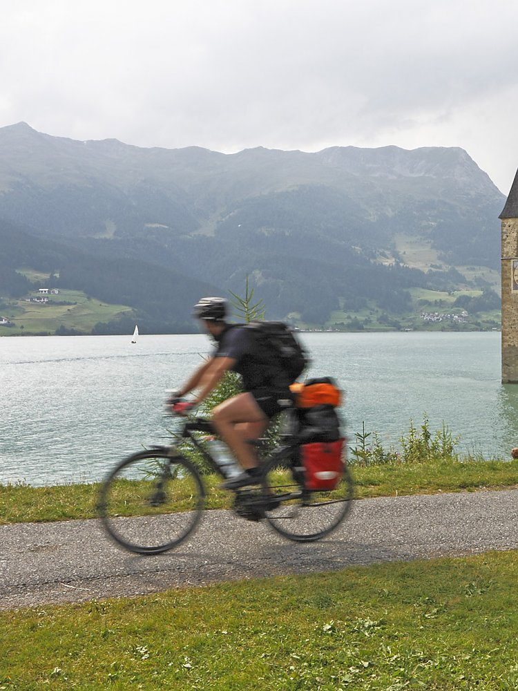Tower Lake Reschensee