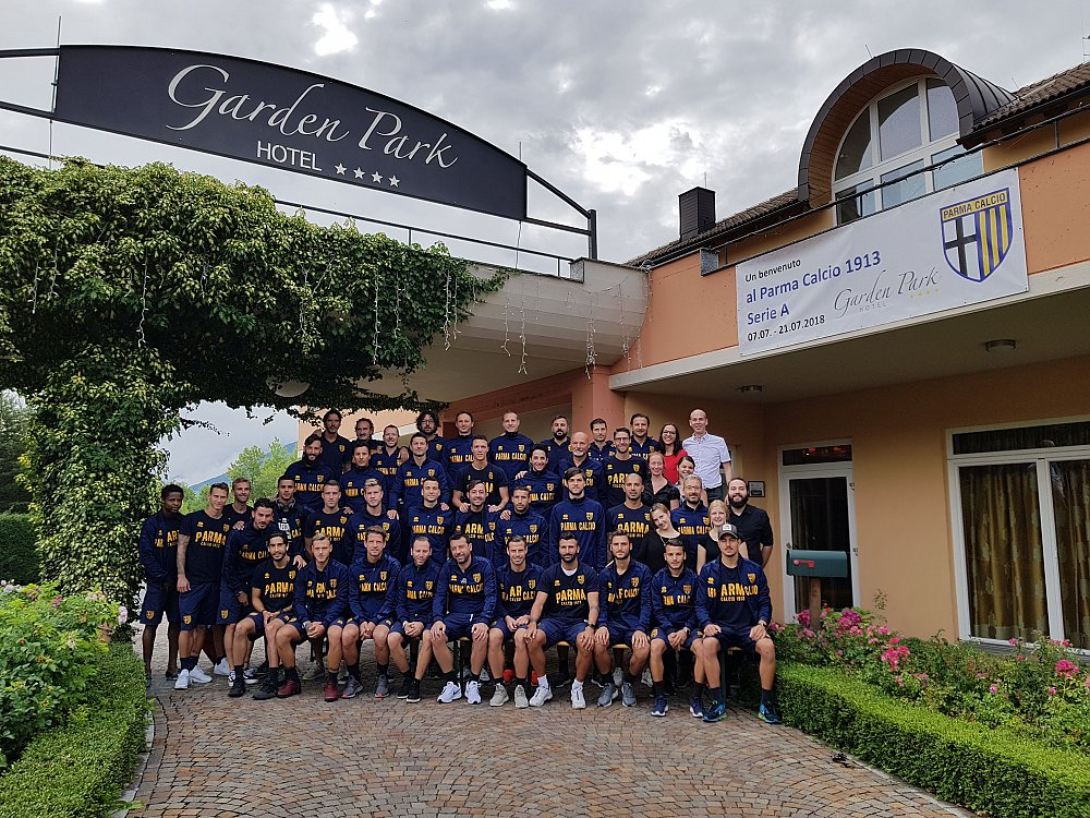 Gardenparkhotel Ihr Hotel In Sudtirol Garden Park Prad Am