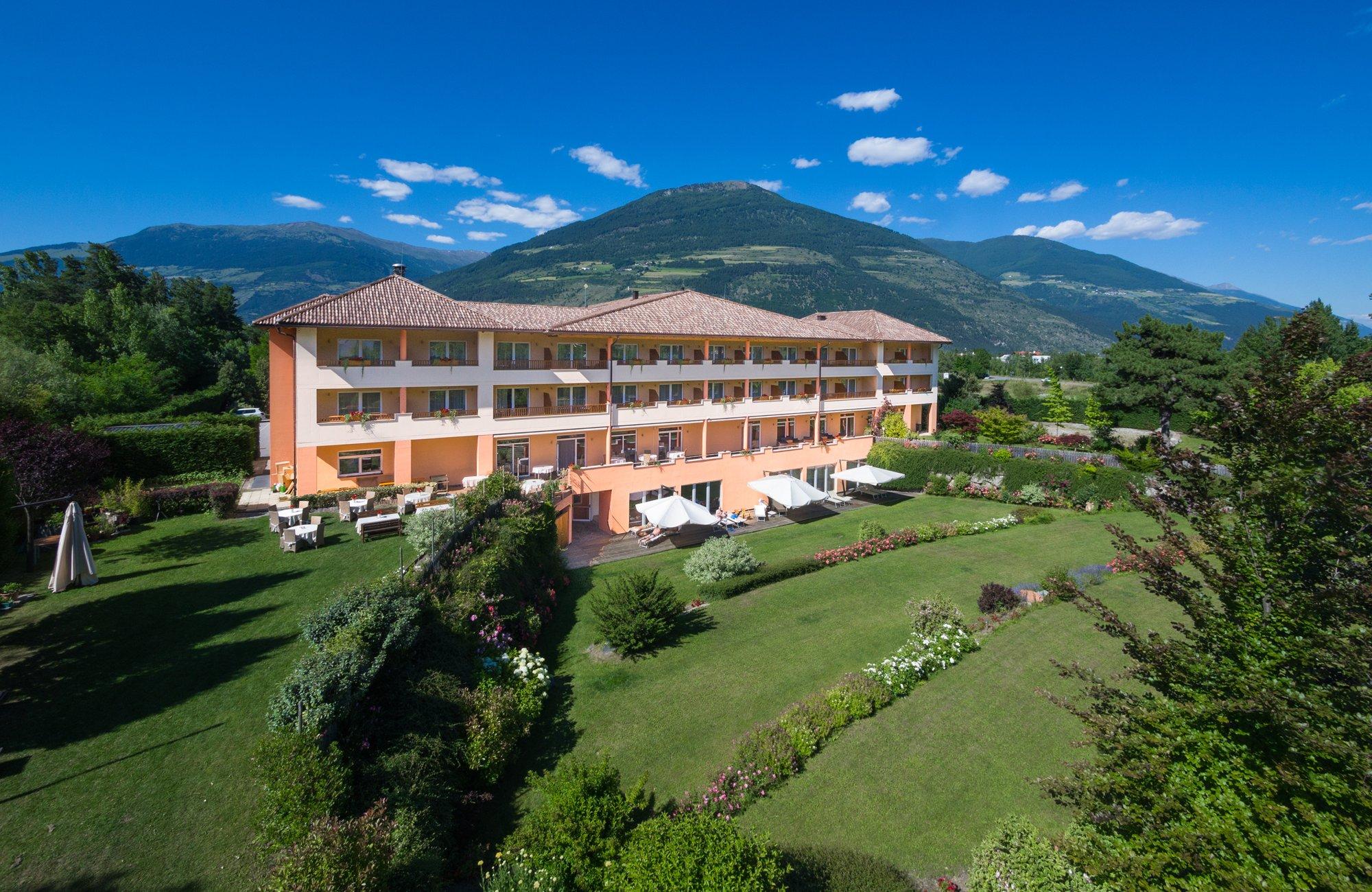 Wissenswertes Im Garden Park Hotel Sudtirol 4 Sterne Gardenparkhotel